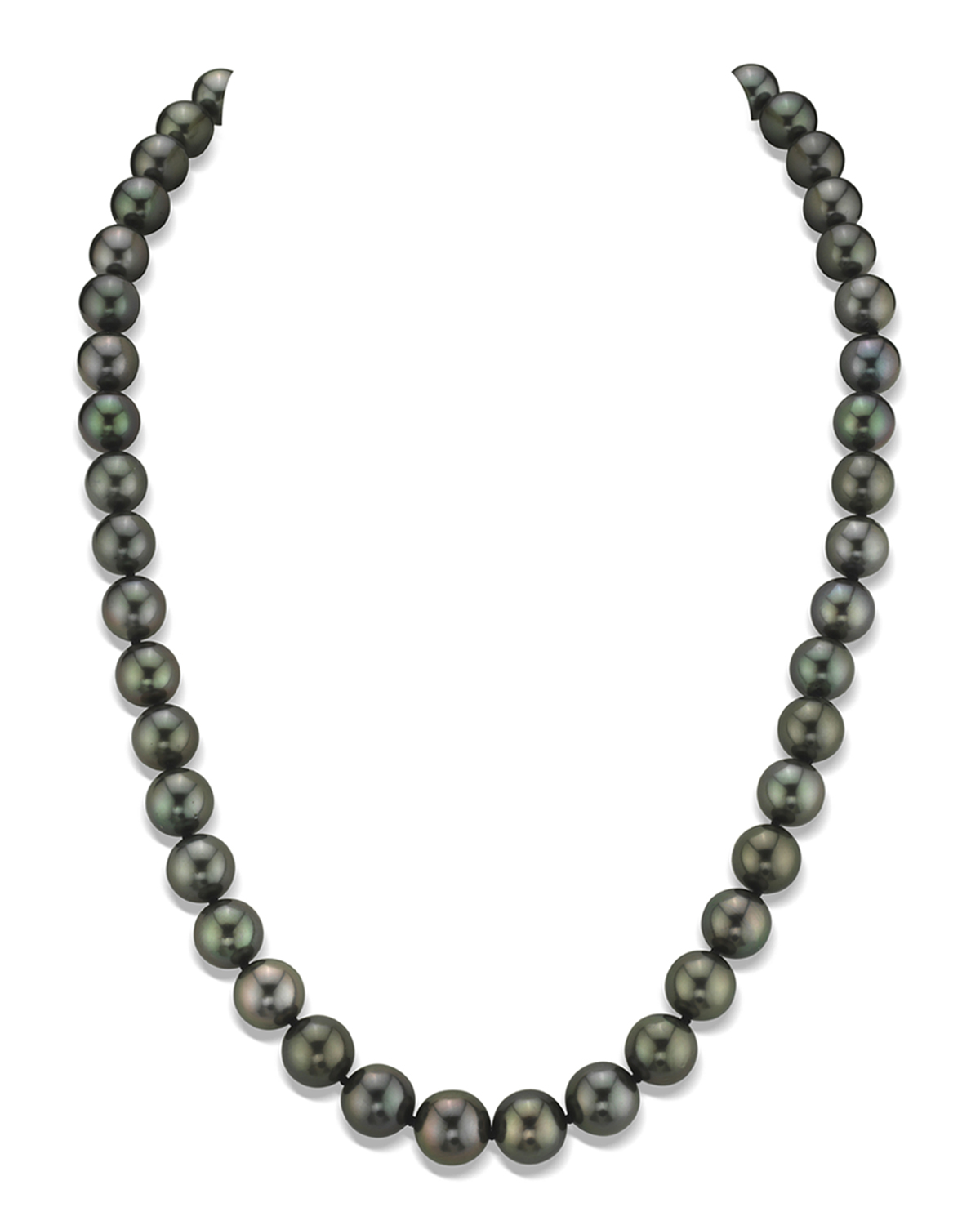 8-10mm Tahitian South Sea Pearl Necklace