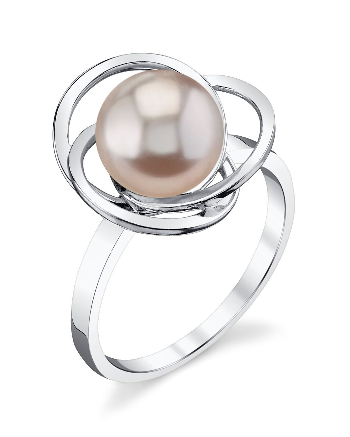 Pink Freshwater Pearl Lexi Ring